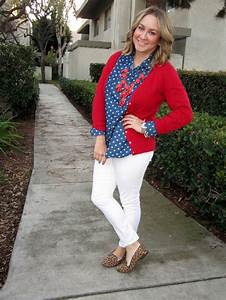 Red White u0026 Blue outfit for a 4th of July party | Fabulous Fashion for Any Occasion ...