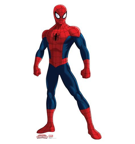 Ultimate Spiderman Clipart  Clipart Suggest