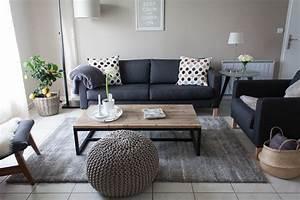 idee peinture salon sejour sol gris clair With le gris va avec quelle couleur 10 quelle couleur pour quelle ambiance blog quotma maison
