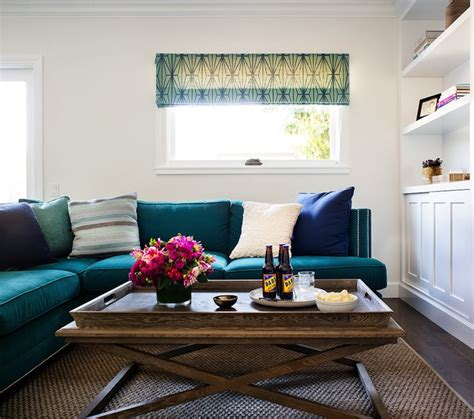 teal sofa living room ideas teal sectional sofa contemporary living room jute
