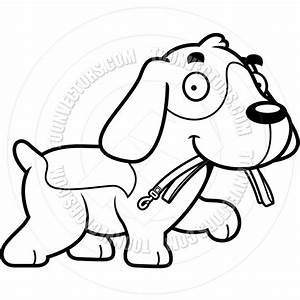 Clip Art Black And White Beagle Clipart - Clipart Suggest