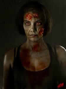 Maggie Walking Dead Zombie
