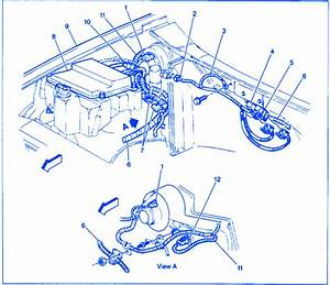 Gmc Sonoma 6valve 2004 Engine Electrical Circuit Wiring