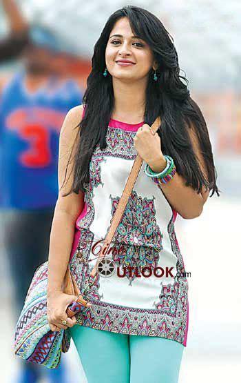 Anushka In Mirchi Movie Beautiful Girl Indian Editorial