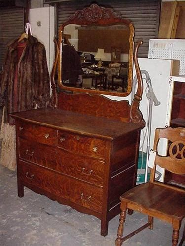 antique tiger oak dresser antique tiger oak dresser w mirror furniture