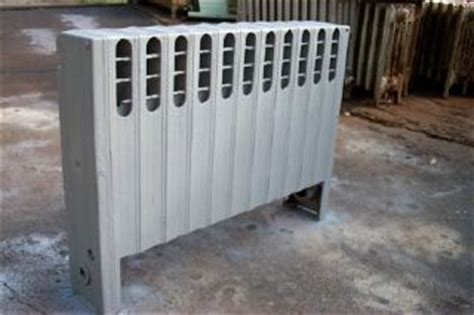 section recessed cast iron radiator worth selling