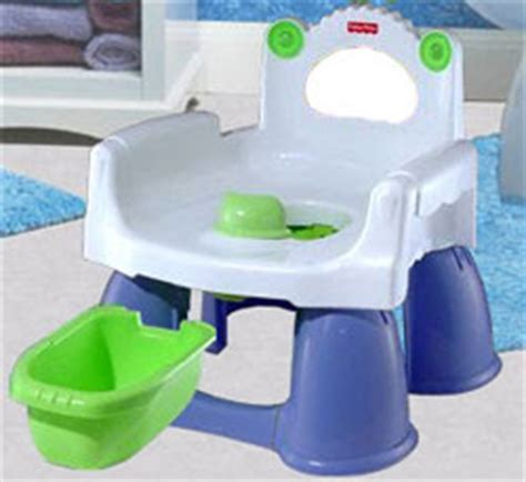 my preloved bb stuff fisher price royal potty sold