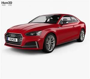 Audi S5 Coupe : audi s5 coupe 2017 3d model hum3d ~ Melissatoandfro.com Idées de Décoration