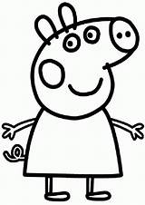 Pig Coloring Pages Peppa Funny Printable Pigs Number Wild Pot Boar Bellied Colouring Sheets Sheet Printables Craft Creature Cartoons Fetal sketch template