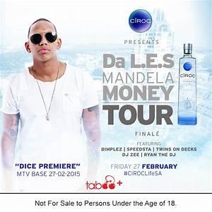 Da Les Mandela Money Tour