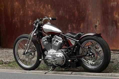 2loud's Custom Harley 883 Bobber