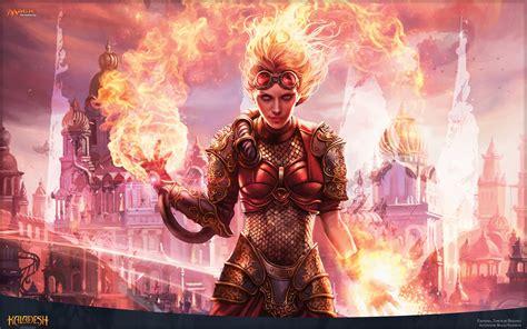 Chandra, Torch Of Defiance In Jund  Treach Tv