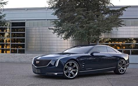 2018 Cadillac Elmiraj Concept Wallpaper Hd Car Wallpapers