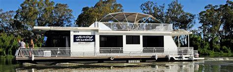 Houseboat Renmark by Renmark Houseboats Moored Houseboat Murray River