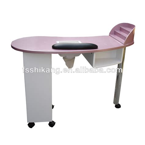 nail table for sale sale simple design pink manicure tables with fan buy