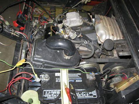 Gas Engine Yamaha Golf Cart Diagram