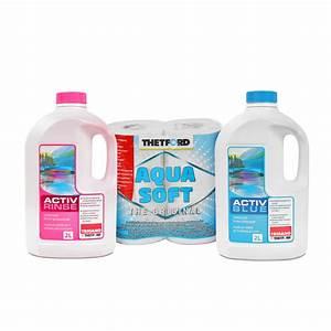 Camping Toiletten Zusatz : set thetford activ blue aktiv rinse toiletten zusatz ~ Watch28wear.com Haus und Dekorationen