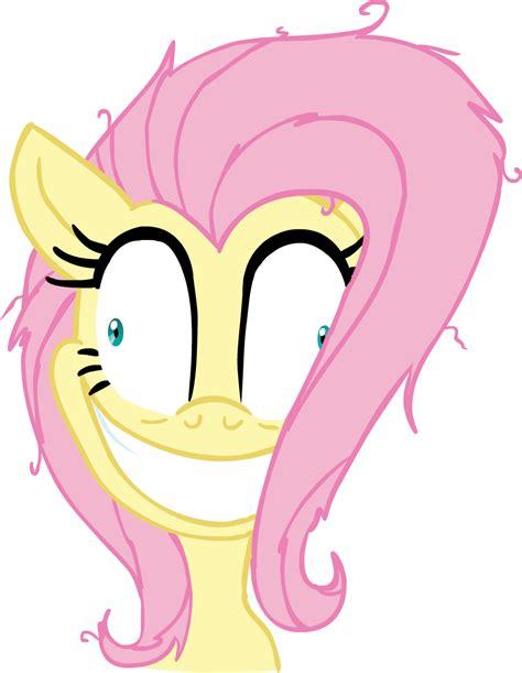 Mlp Fluttershy Meme - psycho fluttershy my little pony friendship is magic know your meme