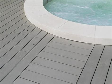 installing long life decking  concrete patio youtube
