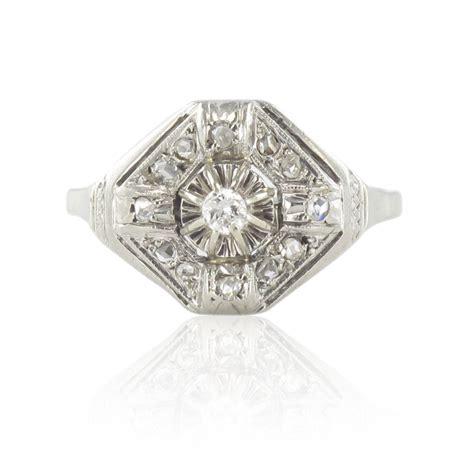 bague deco ancienne bague d 233 co ancienne diamants bijou d 233 co