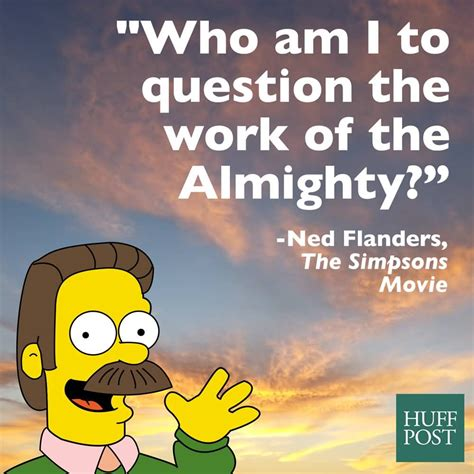 18 Ned Flanders Quotes Pictures & Images - Preet Kamal