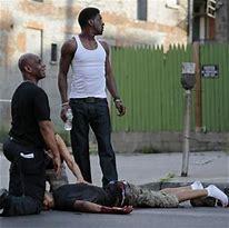 Image result for inner city violence images