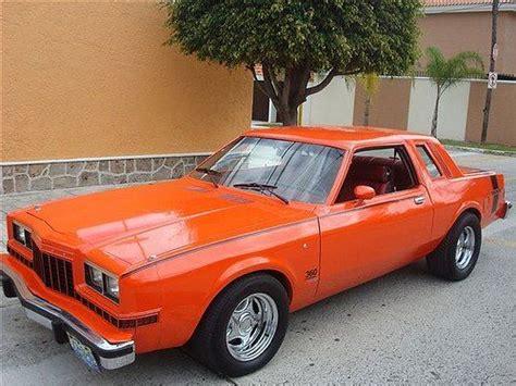 198081 Mexican Dodge Magnum  Mopar Pinterest