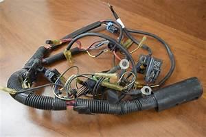 Mercury Mariner Engine Wiring Harness 1999