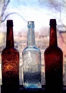 Utah, Antique, Bottle, Cliche, Western, Whiskey, Bottles