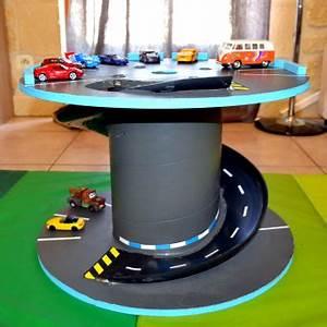 Jeux De Voiture Reel : garage pour petites voitures jouet enfant diy diy for kids et garage ~ Medecine-chirurgie-esthetiques.com Avis de Voitures