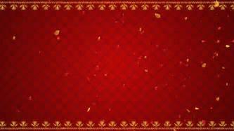 wedding ceremony card indian wedding theme seamless motion background motion