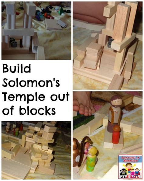 solomon s temple activities 477 | BuildSolomonsTempleoutofblocks