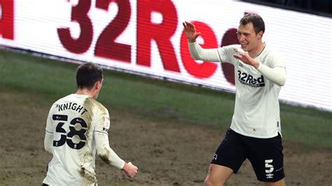 Derby County 1-0 Bournemouth: Krystian Bielik nets winner ...