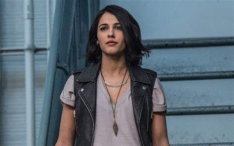Power Rangers Star Naomi Scott Eyed For Jasmine