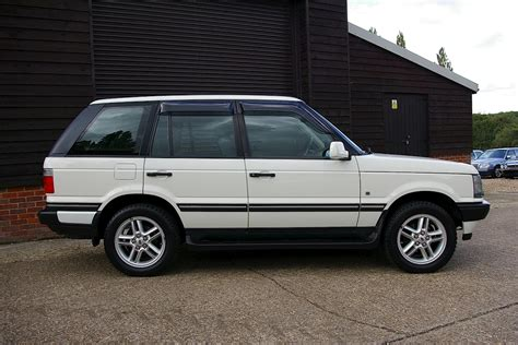 range rover p38 used land rover range rover p38 4 6 hse automatic
