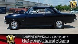 1965 Chevrolet Nova Ss Stock  487 Gateway Classic Cars Of Houston