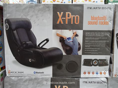 x rocker gaming chair from costco