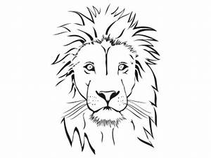 Realistic Lion Head Coloring Pages Coloring Pages
