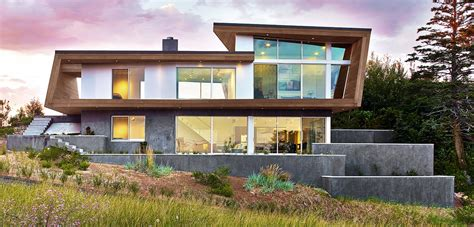 Contemporary Beach House With Stunning Views Of The Cape
