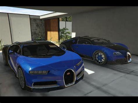 Gta V Bugatti Chiron by Gta V Bugatti Chiron Gta 5