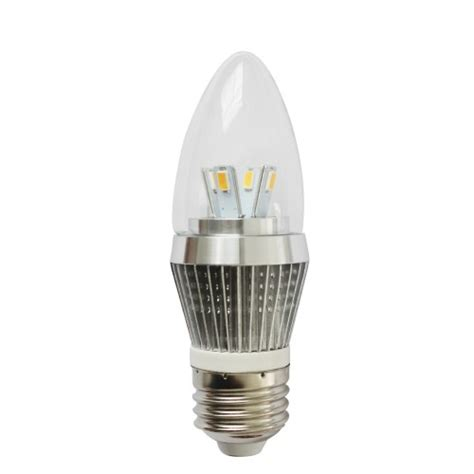 4w dimmable led candle bulb led candelabra light bulb