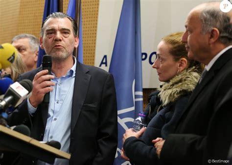 Franck Berton, Florence Cassez et Laurent Fabius ...