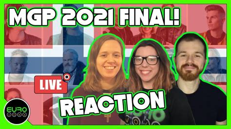 The eurovision song contest 2021 is set to be the 65th edition of an epic international battle of bands. TIX WINS MELODI GRAND PRIX 2021 (LIVE REACTION) // Norway Eurovision 2021 - YouTube