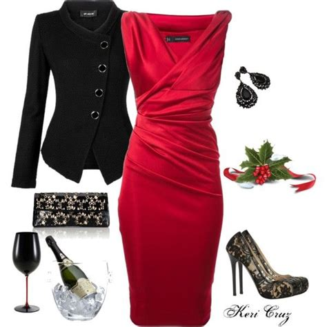holiday office party polyvore combinations   copy fashionsycom