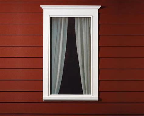 trim exterior window vinyl door diy outdoor paint interior doors corner trims molding colonial