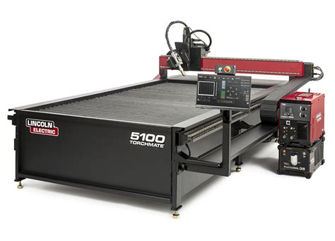 lincoln plasma cutter table lincoln electric torchmate 5100 industrial cnc plasma