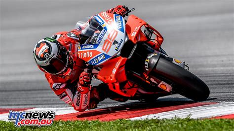 sepang motogp test day 3 rider quotes mcnews