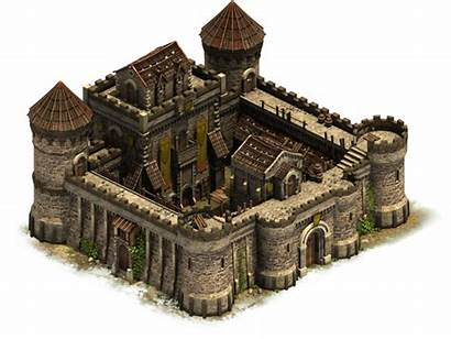 Middle Ages Early Empires Forge Town Medieval
