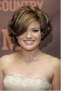 Kelly Clarkson Hairstyles Hairstyles And Fashion 2011