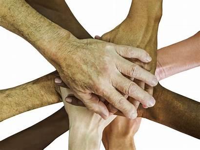 Embracing Hands Grain